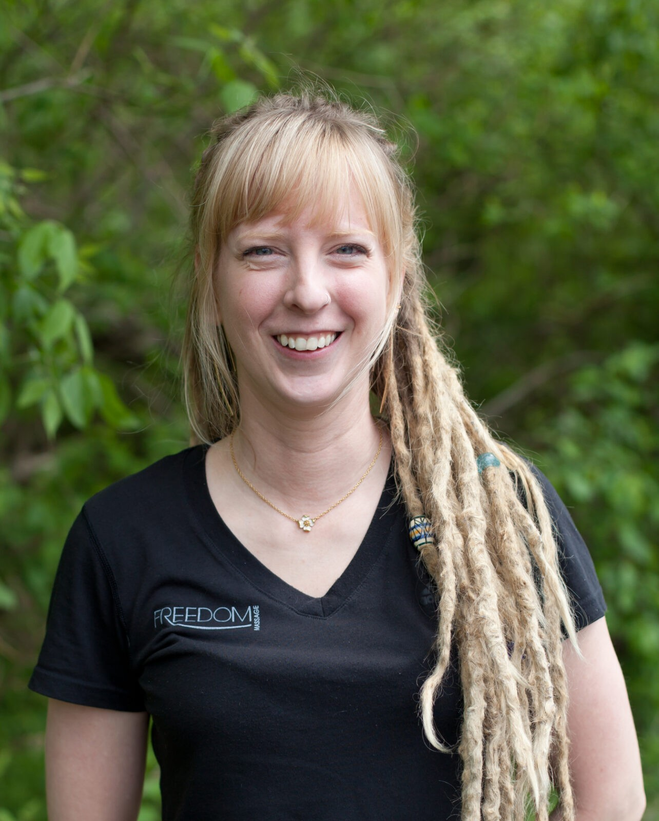 Michelle, LMT, Approved Continuing Education Provider with Freedom Massage