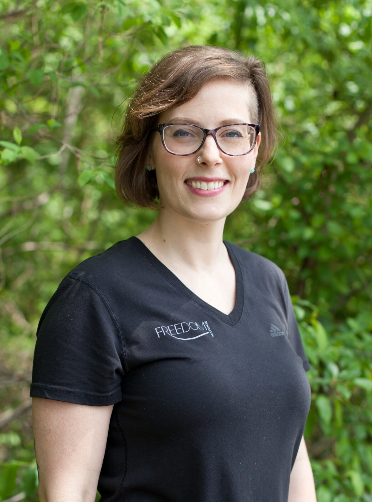 Jessica, LMT and Approved Continuing Ed Provider with Freedom Massage